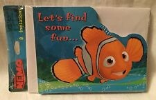 New Disney Pixar Finding Nemo 8 Pack Invitations With Envelopes