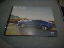 2018 Ford Mustang Cobra GT 350 R Carroll Shelby NEW Dealer brochure Snake wheel