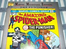 Amazing Spider-Man #129 Marvel Milestone Edition Reprint from Nov. 1992 in VF+