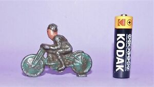 *  VINTAGE  *  LEAD  *  RACING MOTORCYCLE WITH DISPATCH RIDER  *  LOT 28  *