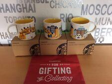 Starbucks City You Are Here 🇫🇷 Lille / Frankreich 14 Oz/414ml  1 Tasse Mug