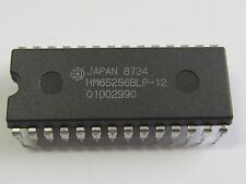 HM65256BLP-12 - HITACHI DIP28-600 (32Kx8Bit) High Speed Psuedo Static RAM