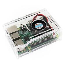 Transparentes Acrylic Gehäuse Case Box für Raspberry Pi B+/Raspberry Pi 2