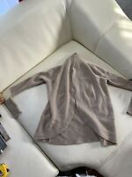 Neiman Marcus Luxurious Cashmere Cardigan Sweater for Winter Size Large