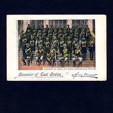 India corpo guardia Nizam V Hyderabad (Deccan) Life Guard India * VINTAGE 1900s PC