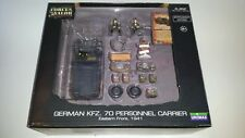 WWII German Kfz. 70 + 3 personaggi 1:32 Forces of Valor 80080 NUOVO