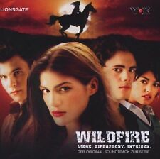 Wildfire Soundtrack, Import Audio Brand New CD