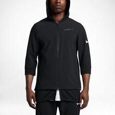 $200  NWT Men's Nike Kyrie MVP Dry Jacket Hooded 830825 010 Full Zip