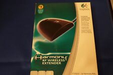 Logitech Harmony RF Wireless Extender (NIB discontinued by manufacturer)
