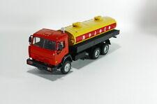 "Scale model truck 1/43 KamAZ 53215 ""Milk"" (red, yellow, black)"