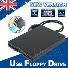 "Portable USB Floppy Disk Drive for Laptop PC Win Mac 3.5"" External 1.44MB"