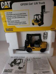 Caterpillar GP25K Lift Truck Diecast 1:25 Norscot #55071 New