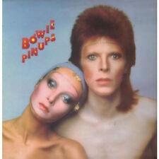 Very Good (VG) David Bowie Vinyl Music Records