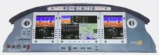 "Rare Large Photo (53"" by 19"") of Eclipse 500 Instrument Panel with Avidyne EFIS"