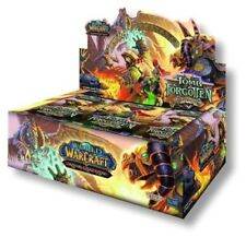 *NEW* World of Warcraft TCG: Tomb of the Forgotten Booster Box