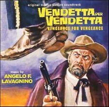 Angelo F. Lavagnino: Vendetta Per Vendetta (New/Sealedl CD)
