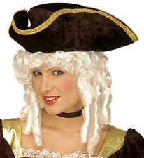 BAROCCO BIANCO Alveare Parrucca Per Halloween Costume Donna Accessorio pantomima EPOCH