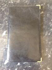 Leather (?) Business Card Wallet