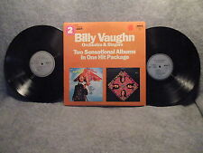 33 RPM LP 2 Record Set Billy Vaughn Up Up & Away Just One Of Those Songs PTP2036