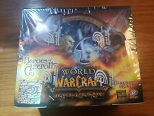 World of Warcraft Heroes of Azeroth Factory Sealed Booster Box