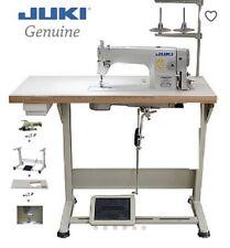 Juki Ddl 8700 Lockstitch Sewing Machineservo Motortablestand Fully Assembled