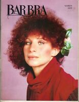 BARBRA STREISAND Quarterly Magazine Summer 1982 Number 8