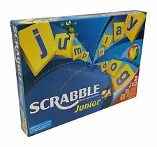 Party Family Board Game SCRABBLE JUNIOR 1 Game 2 Level Fun (For 2~4 Players)