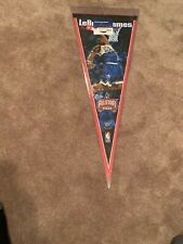 Rare LeBron James All Star Game MVP Wincraft Full Size Pennant Flag 120 Of 1000