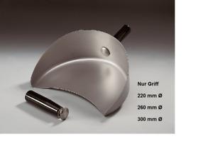 Potis Döner Schaufel Griff oder Gr. 1 - 2 - 3 für Dönermaschinen Gyrosschaufel