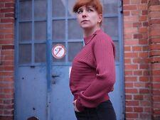 Schoeller Today Pullover mit Kragen sweater Fledermaus 80er True VINTAGE 80´s