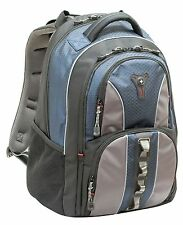 "Wenger 600629 COBALT 16"" Laptop Backpack  Triple Protect compartment"