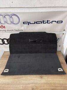 Audi TT Mk1 98-06 8N Quattro Coupe Boot Floor Mat Carpet Liner In Slate Grey
