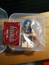 Lego Custom Minifig Factory Iron Girl
