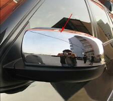 New Chrome Rearview Mirror Trim Cover for BMW X5 E70 2008-2013 X6 E71 09-12