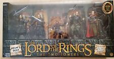 The Lord of the Rings Helm's Deep Battle Set Action Figure Set (Toy Biz)