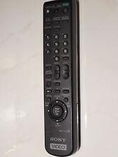 SONY RMT-V402 TV VCR REMOTE CONTROL ORIGINAL SLVN77, SLVN951, SLVN55, SLVN500