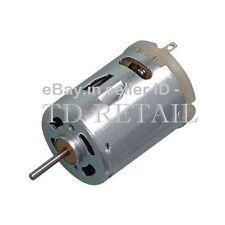DC Motor 18000RPM Motor 12V for Electronics project use - 1 Piece (TD-MOT18K)