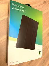 iPad Mini 4 Genuine Telstra PU Leather Smart 3 Fold Case For iPad Mini 4 &Mini 5