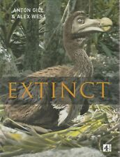 EXTINCT Anton Gill & Alex West MAMMOTH DODO TASMANIAN TIGER **GOOD COPY**