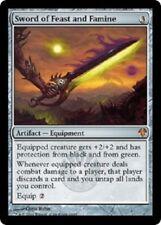 Epée de festin et de famine - Sword of feast and famine - Magic mtg -