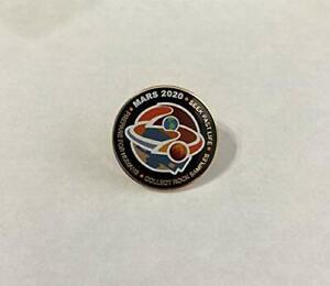NASA Mars 2020 Official Lapel Pin