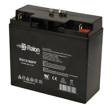 Raion 12V 18AH SW12200 FM12200 PS12170 PS-12170 PBLNPX-80 BSL1116 SLA Battery