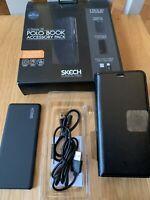 Skech Accessory Pack Samsung Galaxy S8 Polo Book Case 5000mAh Power Bank- BNWT