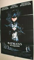 A1 FILMPLAKAT,BATMANS RUCKKEHR,Danny De Vito, Michelle Pfeiffer,Michael Keaton-4