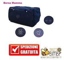BORSA+BORSONE+FASCIATOIO BORSA Maternità NUOVA
