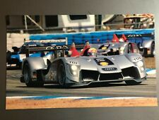 2010 Audi R15 24 Hours of Le Mans Race Car Picture / Poster RARE!! Awesome L@@K