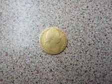 1785 King George III Guinea gold coin
