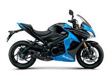Suzuki GSX-S 1000 Full Exhaust w/ dB Killer + Headers CS Racing Deep Sound