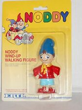 ERTL Noddy Toyland wind-up walking figure 1990 sealed on card MOC