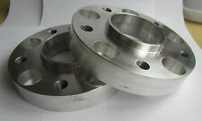 PCD wheel spacers adapters 15mm PCD from 5x112 to 5x100 C.B. 57.1 Audi VW Seat